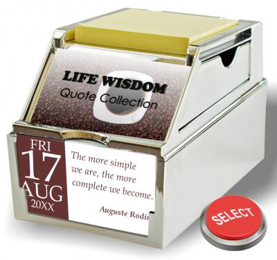 Life Wisdom Organizer