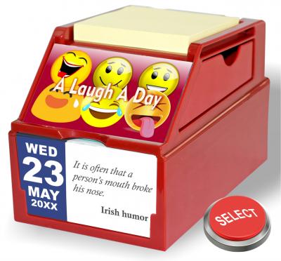 A Laugh A Day Organizer
